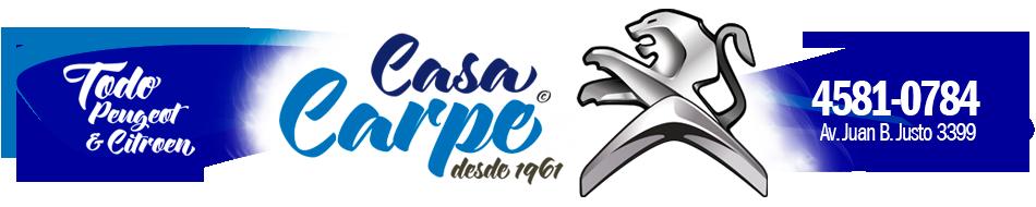 Logo Casa Carpe